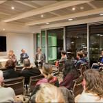 The Final Straw panel discussion at University of Edinburgh / Edinburgh College of Art.