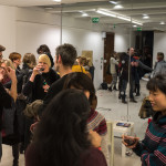 The Final Straw exhibition, November 2013 at TENT Gallery, Edinburgh.