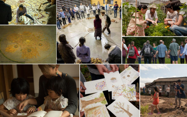 A sampling of Final Straw / SocieCity interactive projects in 2016/2017