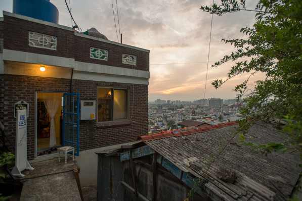 "The ""Small House"" residency space in Daejeon"